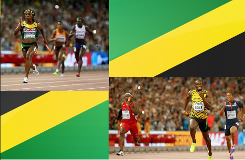 Jamaica strike double gold in 4x100M in Beijing